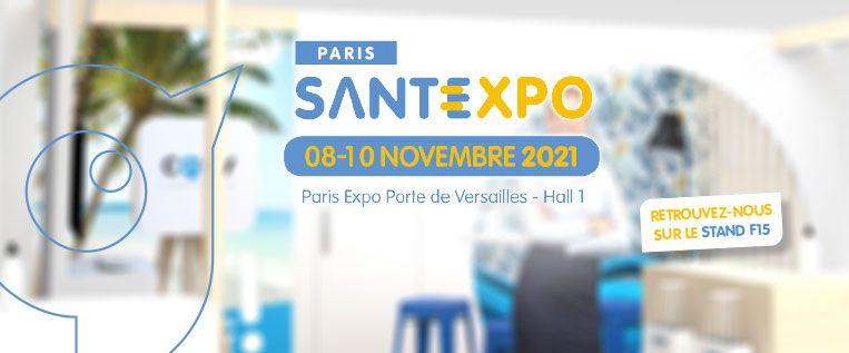 Le C.G.O.S sera début novembre au salon SANTEXPO à Paris