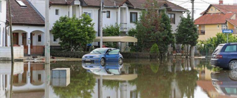 Inondations, intempéries : le C.G.O.S est présent à vos côtés.