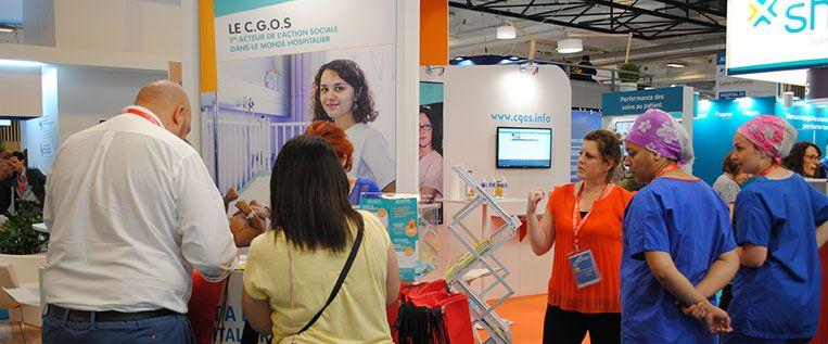 Le C.G.O.S sera au salon Paris Healthcare Week 2019
