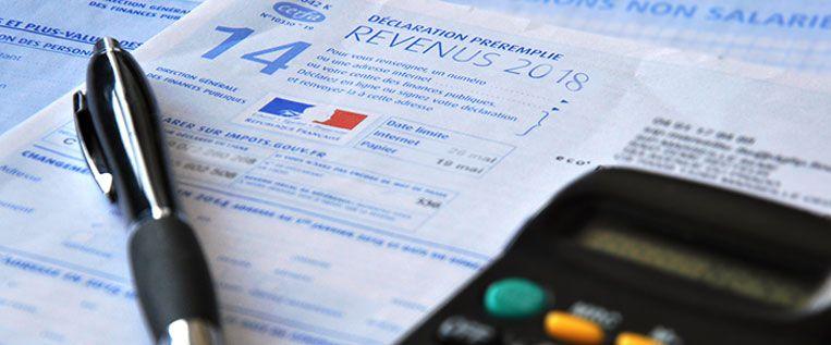 Déclaration des revenus 2018 : le calendrier 2019