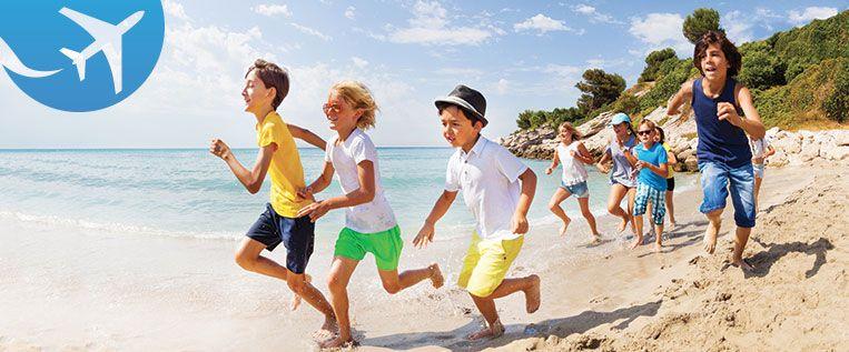 enfants-plage-