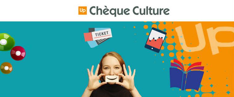 Chèque culture le tout en un !
