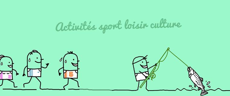 Activites Sports Loisirs Culture